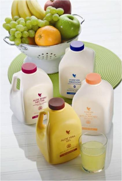 Benefits of our Aloe Vera Gel